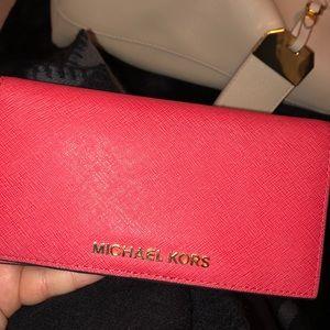 Michael Kors wallet-like new